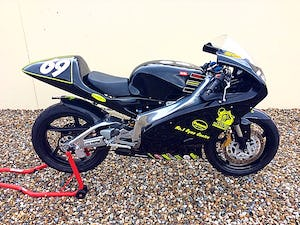 2007 Aprilia RS 125 RACE BIKE 69 EX BILLY DONNAN For Sale (picture 2 of 11)