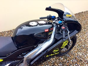 2007 Aprilia RS 125 RACE BIKE 69 EX BILLY DONNAN For Sale (picture 4 of 11)