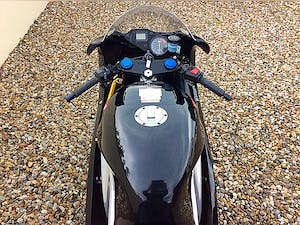 2007 Aprilia RS 125 RACE BIKE 69 EX BILLY DONNAN For Sale (picture 6 of 11)