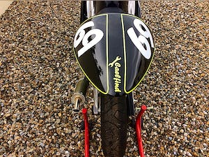 2007 Aprilia RS 125 RACE BIKE 69 EX BILLY DONNAN For Sale (picture 8 of 11)