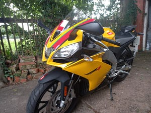 2015 Aprilia RS4 50cc. Learner Legal Moped. ***NOW SOLD*** For Sale (picture 2 of 12)