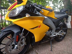 2015 Aprilia RS4 50cc. Learner Legal Moped. ***NOW SOLD*** For Sale (picture 5 of 12)
