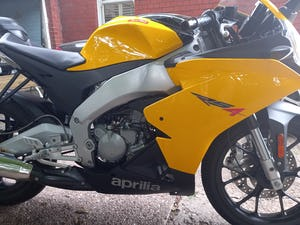 2015 Aprilia RS4 50cc. Learner Legal Moped. ***NOW SOLD*** For Sale (picture 7 of 12)