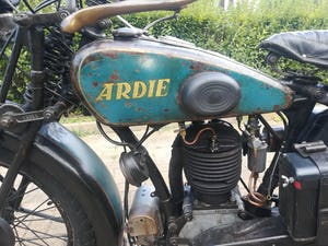 1929 ARDIE model TM 500 For Sale (picture 2 of 8)