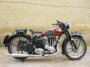 Picture of 1951 Ariel VH 500cc SOLD