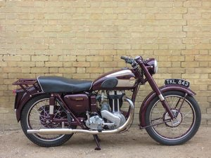 Picture of 1954 Ariel NH 350cc SOLD