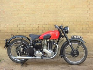 Picture of 1953 Ariel VH 500cc SOLD
