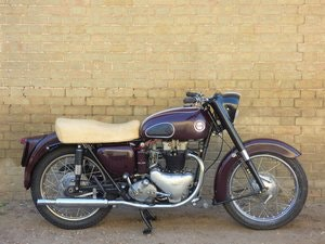 Picture of 1956 Ariel Huntmaster 650cc SOLD
