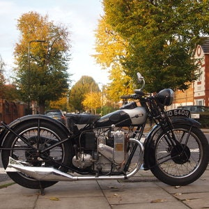 Picture of 1931 Very Rare 500cc 4F Ariel Square 4. RESERVED FOR STEPHEN. SOLD