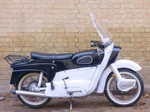 Picture of 1961 Ariel Leader 250cc For Sale