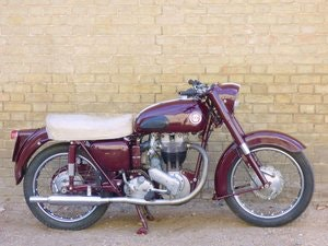 Picture of 1958 Ariel VH 500cc For Sale