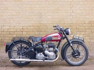 Picture of 1955 Ariel VB 600cc SOLD