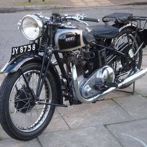 Picture of 1936 Ariel 350 N.G.36 RESERVED FOR ROY G. SOLD