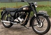 1955 Ariel VH Red Hunter 500cc, beautiful condition