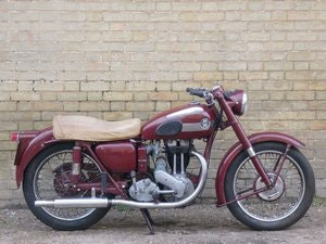 Picture of 1955 Ariel NH 350cc For Sale