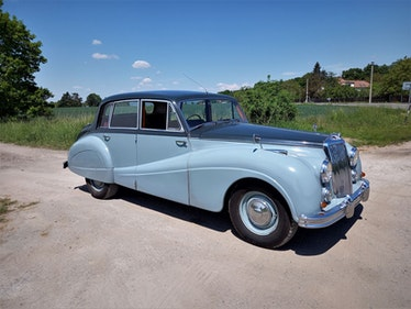 Picture of 1954 Armstrong Siddeley Sapphire 346 For Sale