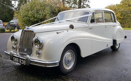 Picture of 1954 Armstrong Siddeley Sapphire 346 MKI For Sale