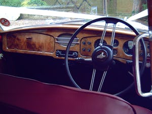 1954 Armstrong Siddeley Sapphire 346 MKI For Sale (picture 2 of 5)