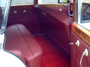 1954 Armstrong Siddeley Sapphire 346 MKI For Sale (picture 3 of 5)