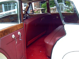 1954 Armstrong Siddeley Sapphire 346 MKI For Sale (picture 4 of 5)