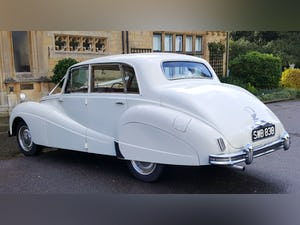 1954 Armstrong Siddeley Sapphire 346 MKI For Sale (picture 5 of 5)