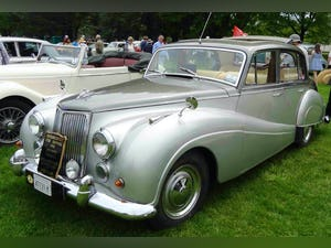 1960 Superb Armstrong Siddeley Star Sapphire For Sale (picture 1 of 10)