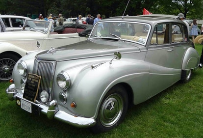 Picture of 1960 Superb Armstrong Siddeley Star Sapphire For Sale