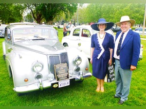 1960 Superb Armstrong Siddeley Star Sapphire For Sale (picture 2 of 10)
