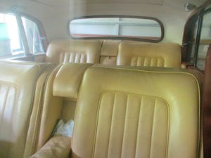 1960 Superb Armstrong Siddeley Star Sapphire For Sale (picture 7 of 10)