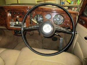 1960 Superb Armstrong Siddeley Star Sapphire For Sale (picture 8 of 10)