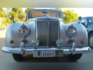 1960 Superb Armstrong Siddeley Star Sapphire For Sale (picture 4 of 10)