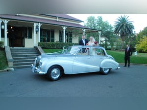1960 Superb Armstrong Siddeley Star Sapphire For Sale (picture 5 of 10)