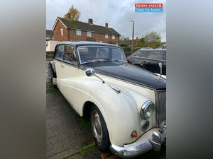 1959 Armstrong Siddeley Star Sapphire For Sale by Auction (picture 2 of 9)