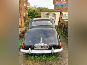 1959 Armstrong Siddeley Star Sapphire For Sale by Auction (picture 3 of 9)