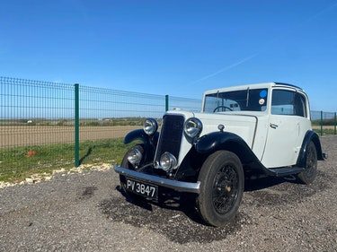 Picture of 1933 12HP Sports Coupe - Exceptionally Rare **SOLD** For Sale