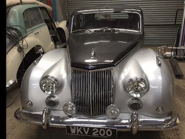 Picture of 1959 Armstrong Siddeley Star Sapphire For Sale