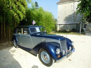 1952 Armstrong Siddeley Whitley For Sale (picture 1 of 12)