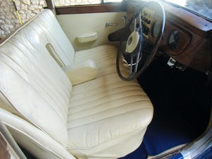 1952 Armstrong Siddeley Whitley For Sale (picture 3 of 12)