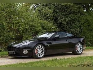 2005 Aston Martin Vanquish 2+2 S (RHD) For Sale (picture 1 of 42)