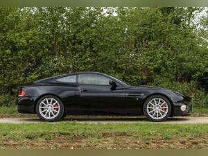 2005 Aston Martin Vanquish 2+2 S (RHD) For Sale (picture 3 of 42)