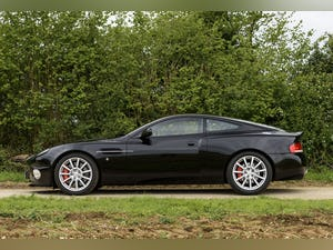 2005 Aston Martin Vanquish 2+2 S (RHD) For Sale (picture 4 of 42)