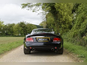 2005 Aston Martin Vanquish 2+2 S (RHD) For Sale (picture 8 of 42)