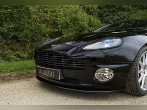 2005 Aston Martin Vanquish 2+2 S (RHD) For Sale (picture 13 of 42)