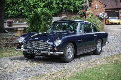 Picture of 1966 Aston Martin DB5 For Sale