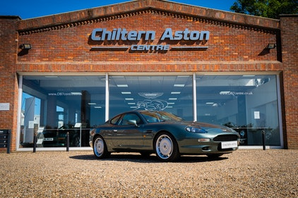 Picture of 1995 Aston Martin DB7 Coupe (Automatic) For Sale