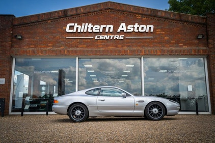 Picture of 1998 Aston Martin DB7 Coupe Dunhill (Manual) For Sale