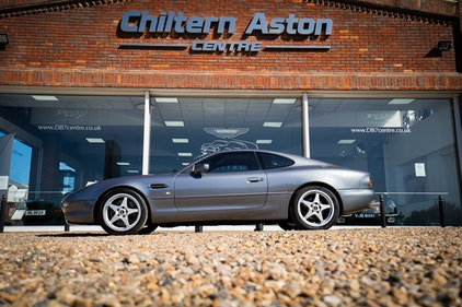 Picture of 1998 Aston Martin DB7 Coupe Driving Dynamics (Automatic) For Sale