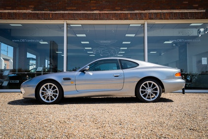 Picture of 2002 Aston Martin DB7 Vantage Coupe (Automatic) For Sale