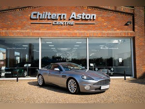 2003 Aston Martin Vanquish For Sale (picture 1 of 12)