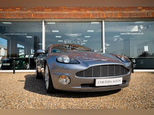 2003 Aston Martin Vanquish For Sale (picture 2 of 12)